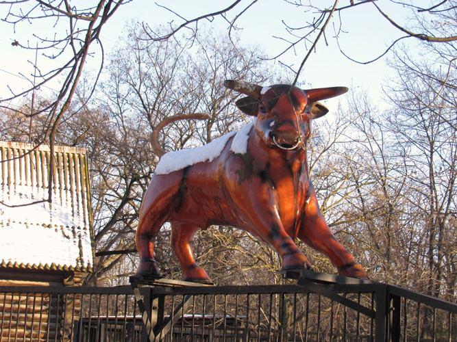 Рік бика